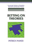 Pdf Betting on Theories