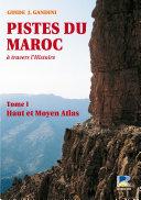 Pistes du Maroc à travers l'histoire : Pdf/ePub eBook