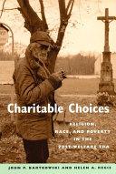 Charitable Choices Pdf/ePub eBook