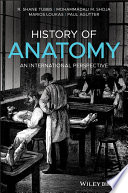 link to History of anatomy : an international perspective in the TCC library catalog