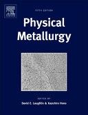 Physical Metallurgy Book