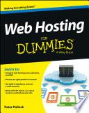 Web Hosting For Dummies