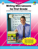 Writing Mini lessons for First Grade  the Four Blocks Model Book PDF