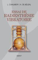 Pdf Essai de radiesthésie vibratoire Telecharger