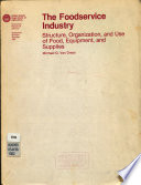 The Foodservice Industry Book