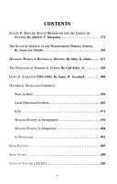 Missouri Historical Review
