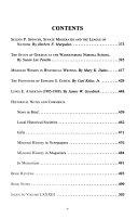 Missouri Historical Review Book PDF