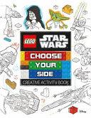 Lego® Star Wars: Choose Your Side Doodle Activity Book