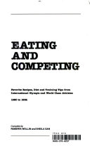 Eating and Competing Book PDF