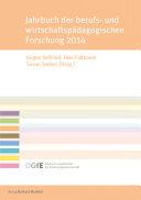 Jahrbuch der berufs- und wirtschaftspädagogischen Forschung 2014