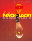 What is Psychology  Essentials Book