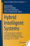 Hybrid Intelligent Systems