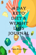 28 Day Keto Diet Weight Loss Journal Book PDF
