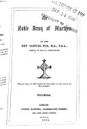 The Noble Army of Martyrs