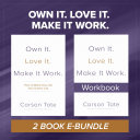 Own It  Love It  Make It Work  Bundle