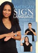 American Sign Language (Enhanced) Pdf/ePub eBook