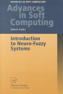 Introduction to Neuro Fuzzy Systems