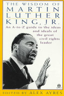 The Wisdom of Martin Luther King  Jr Book