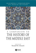 A Companion to the History of the Middle East [Pdf/ePub] eBook