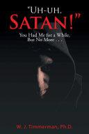 Uh-Uh, Satan! [Pdf/ePub] eBook