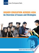 Higher Education Across Asia Book