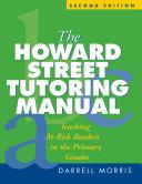 The Howard Street Tutoring Manual, Second Edition Pdf/ePub eBook