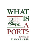 What Is A Poet