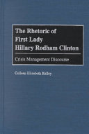 The Rhetoric of First Lady Hillary Rodham Clinton