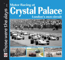 Motor Racing at Crystal Palace