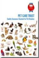 Pet Care Trust quality assurance standard for pet retailers