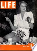 15. Juli 1940