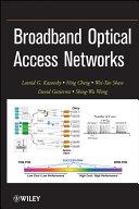 Broadband Optical Access Networks