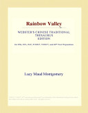 Rainbow Valley (Webster's Chinese Traditional Thesaurus Edition)