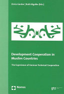 Development Cooperation in Muslim Countries Book