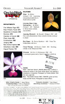 Orchids: The Magazine of the American Orchid Society