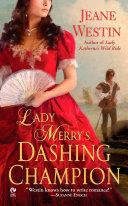 Lady Merry's Dashing Champion