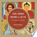 Jesus, Buddha, Krishna, and Lao Tzu