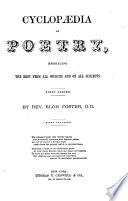 Cyclopaedia Of Poetry