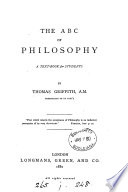 The ABC of philosophy