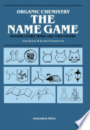 Organic Chemistry  The Name Game