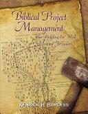 Pdf Biblical Project Management