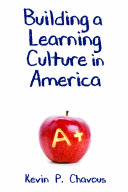 Building a Learning Culture in America Pdf/ePub eBook