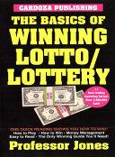 Basics of Winning Lotto  Lottery