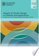 Impacts Of Climate Change On Fisheries And Aquaculture Book PDF