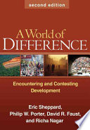 A World Of Difference Book PDF