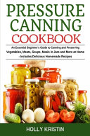 Pressure Canning Cookbook Pdf/ePub eBook