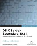 OS X Server 5  0 Essentials   Apple Pro Training Series