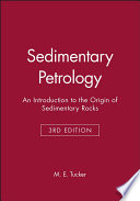 Sedimentary Petrology Book