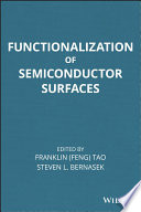 Functionalization Of Semiconductor Surfaces Book PDF