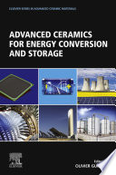Advanced Ceramics for Energy Conversion and Storage Book